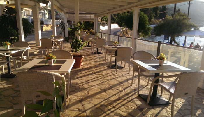Corfu Golden Sunset Hotel - Restaraunt view