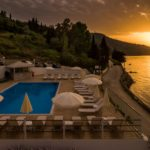 Corfu Golde Sunset Hotel in Boukari